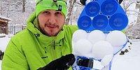 Kar Topu Savaşlarının Vazgeçilmezi Olacak 6 Kar Topu Yapıcı