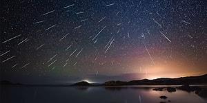 🔭 Bu Gece Gözleriniz Gökyüzünde Olsun Çünkü 'Görsel Şölenlerin Efendisi' Geminid Meteor Yağmuru Başlıyor!