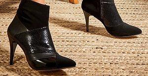 Asla Yeterince Ayakkabım Yok Diyenler İçin En Güzel Ayakkabılar Dev Fırsatlarla Geldi