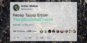 Yerli ve Milli Bitcoin İçin Gelen Birbirinden Komik İsim Önerileri