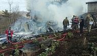 Tokat'ın Niksar İlçesinde Yangın Faciası: 3 Çocuk Can Verdi