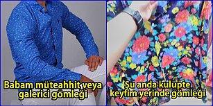 Giyilen Gömleğe Göre Yaptıkları Komik Tespitlerle Hedefi Tam On İkiden Vuran 15 Usta Tespitçi