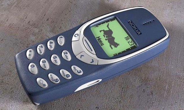 10. Yepyeni bir Nokia 3310'un fiyatı ise 130.000.000 TL