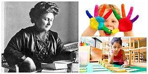 Çocuğunuzu Kalıpların Dışında Eğitmeniz Mümkün: Sorularla Montessori Eğitimi Nedir, Nasıl Uygulanır?