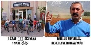 Ülkemizin Tek Komünist Belediye Başkanı Mehmet Fatih Maçoğlu'nun Herkesi Umutlandıran Benzersiz İcraatları