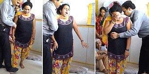 Bel Fıtığı Hastası Kadını Adım Dahi Atamayacak Durumdayken Yürüten Adam