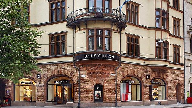 4. Louis Vuitton - Lui Viton