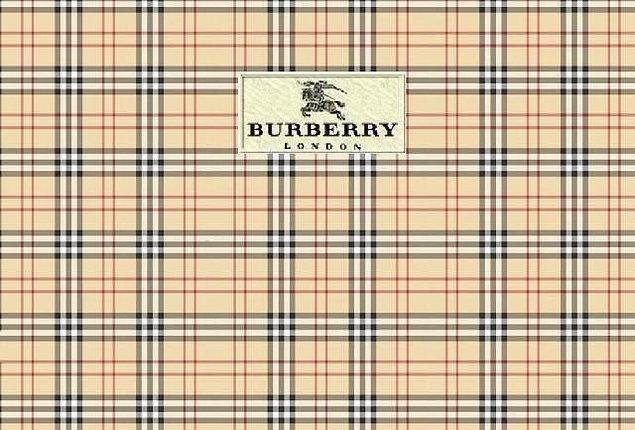 16. Burberry - Börbıri