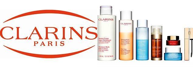 22. Clarins - Klarins