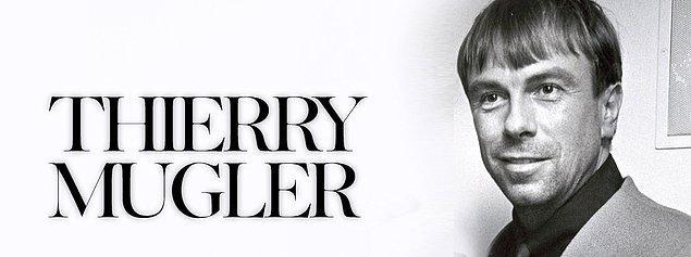 39. Thierry Mugler - Tiyeri Mugle