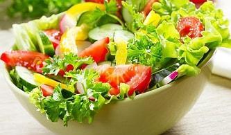 Hazırladığın Salataya Göre Kaç Çocuk Sahibi Olacaksın?