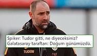 Galatasaray'da Tudor Dönemi Sona Erdi, Taraftar Fatih Terim'i İstiyor! İşte Tepkiler