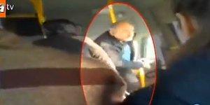 Ankara'da Dolmuş Şoförü, Çocuk İçin Ücret Ödemeyen Kadına Hakaretler Yağdırdı Iddiası