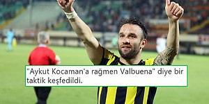 Valbuena Resitali! Fenerbahçe - Karabükspor Maçının Ardından Yaşananlar ve Tepkiler