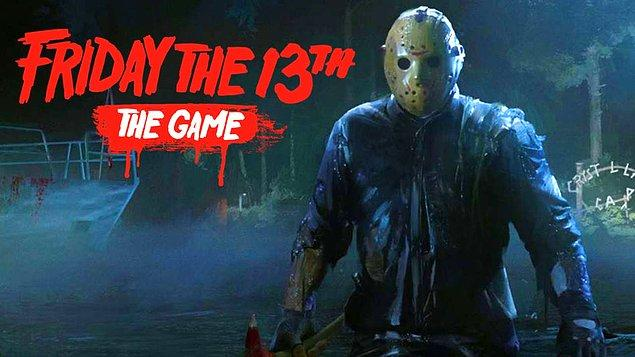 6. Friday The 13th: The Game