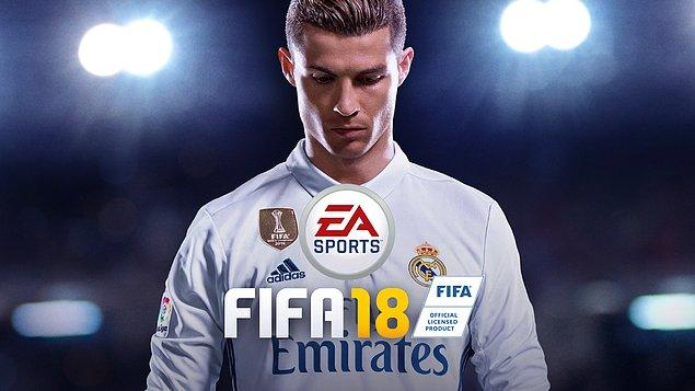 5. FIFA 18
