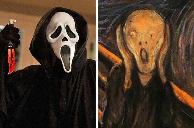 11. Scream / The Scream (Edvard Munch)