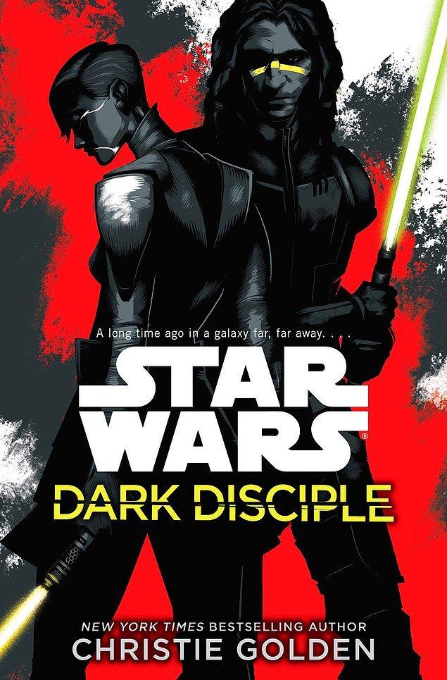 4. Kitap- Star Wars: Karanlık Mürit