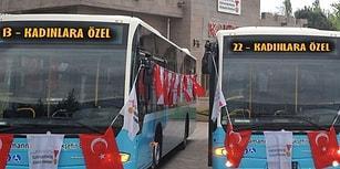 Toplu Taşımada Ayrımcı ve Cinsiyetçi Uygulama: Kahramanmaraş'ta 'Kadınlara Özel' Otobüs Tepkilerin Odağında