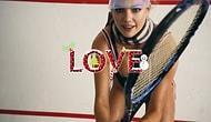 Love Magazine İçin Kamera Karşısına Geçen Kate Upton'dan Seksi Tenis Oyunu
