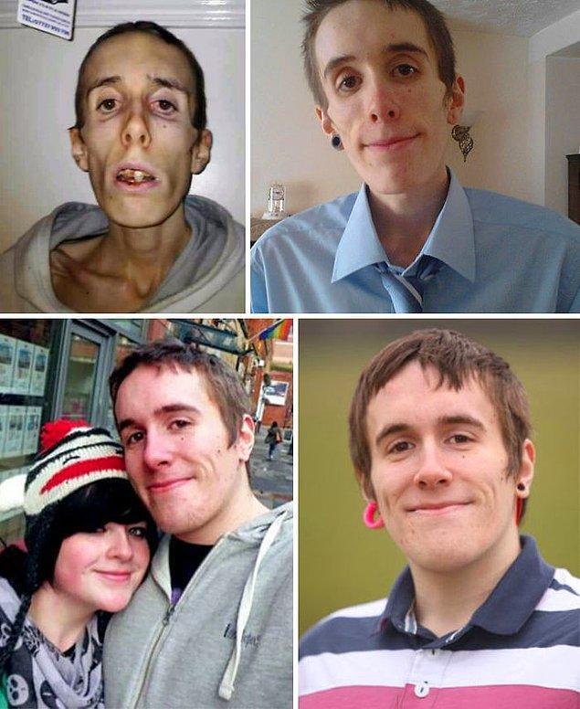6. Matthew Booth hastaneye yetiştirildiğinde 20 dakikadır nefes almıyormuş...
