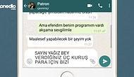 Whatsapp'ta Değil İçimizde Kalanlar