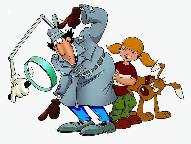 11. Yeniliğe Meraklı, Oldukça Orijinal Bir Kova Burcu: Müfettiş Gadget ♒