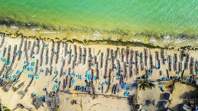 10. Madagaskar'ın balıkçıları. 📷 Ahmet İzgi