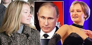 Ailesini Sır Gibi Saklıyor! İşte Vladimir Putin'in Herkesten Gizlediği Kızları Yekaterina ve Mariya Putina!