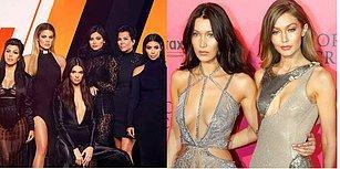 Bu Makyaj Testine Göre Sen Kardashian mısın Hadid mi?