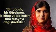 Taliban Tarafından Vuruldu, Nobel Aldı! Pakistanlı Malala'nın Tüylerinizi Diken Diken Edecek Hikayesi