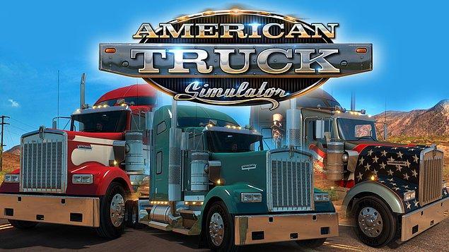 5. American Truck Simulator - %75 - 14.75 TL