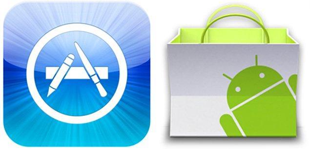 Uygulama hizmetinde de Android zamanında çok ilerideydi.