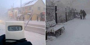 -71 Dereceyi Gören Dünyanın En Soğuk Yerinde Hayat Nasıl İşliyor?
