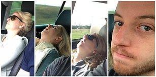 Karısı Her Yolculukta Uyuduğu İçin Şoför Koltuğunda Yapayalnız Kalan Adamın Dramı!