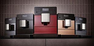Yeni Form, Yeni Renkler, Yeni Tasarım: Köpüğüyle ve Aromasıyla Muhteşem Kahvelere Hazır Olun