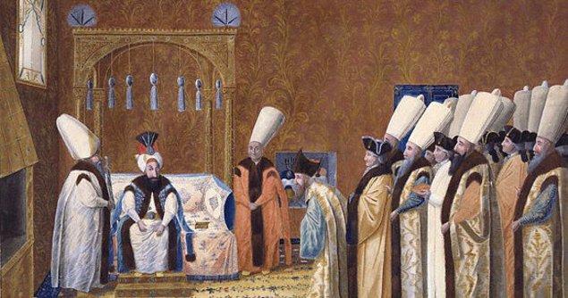Bilhassa Lale Devri sırasında faaliyetlerini yürüten İbrahim Müteferrika, III. Ahmed ve Nevşehirli Damad İbrahim Paşa'nın da desteklerini görmüştü.