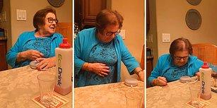 Google Home Kullanmaya Çalışan Büyükannenin Muhteşem Eğlenceli Anları
