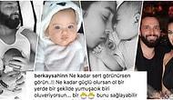 O Şimdi Bir Baba! Berkay & Özlem Ada Şahin'in Aşkına Yeni Bir Soluk Getiren Dünyalar Güzeli Arya Bebek! 😇