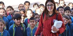 İki Öğrencisinin Hikâyesi İlham Oldu: Yazdığı Kitabın Gelirini 400 Okula Ulaştıran Elif Öğretmen