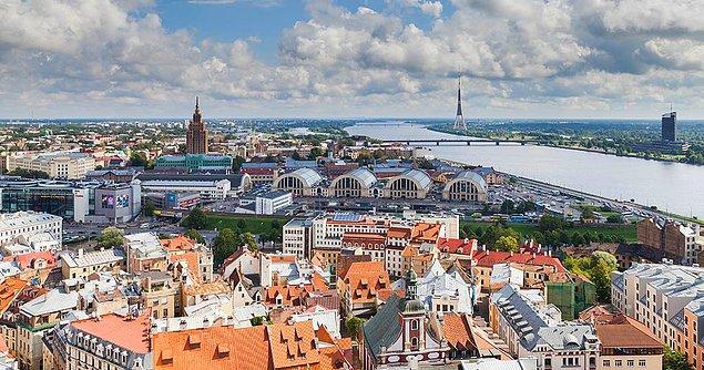 Letonya - 380 Euro