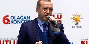 Erdoğan İsim Vermeden Gül ve Arınç'a Çok Sert Yüklendi: 'Yazıklar Olsun'