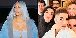 Ünlülerin Şimdiden Uyguladığı ve 2018'de Çok Moda Olacak 12 Saç Stili