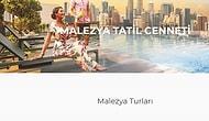 Malezya Turizm Ofisi Yeni Projesini Yayına Aldı.