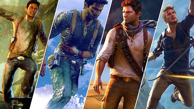 Uncharted Serisi - PlayStation
