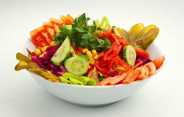 Mevsim salatası