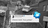 Burası Kadıköy: Dikkat! Merdivenlerde Bir Kamyonet Tarafından Ezilebilirsiniz