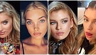 Hep Güzelller! Makyajsız Halleriyle Bile Melek Olmayı Başarabilen 19 Victoria's Secret Modeli 😍
