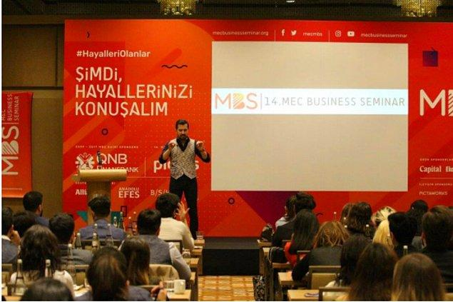 Seminere Bilkent, Boğaziçi, Koç, Sabancı, İTÜ ve ODTÜ öğrencileri arasından özgeçmiş elemesi ile seçilmiş 3. ve 4. sınıf öğrencileri katılıyor.