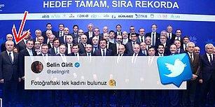 Burası İhracatçılar Meclisi: Tek Fotoğraf ile Türkiye'de 'Kadının Yeri'